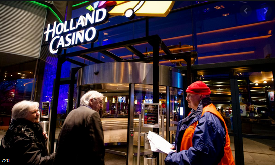 Casinobranche teleurgesteld opening 1 september